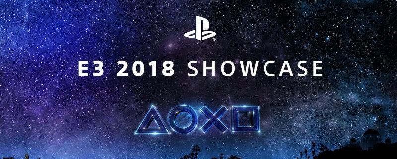 PlayStation - E3 2018